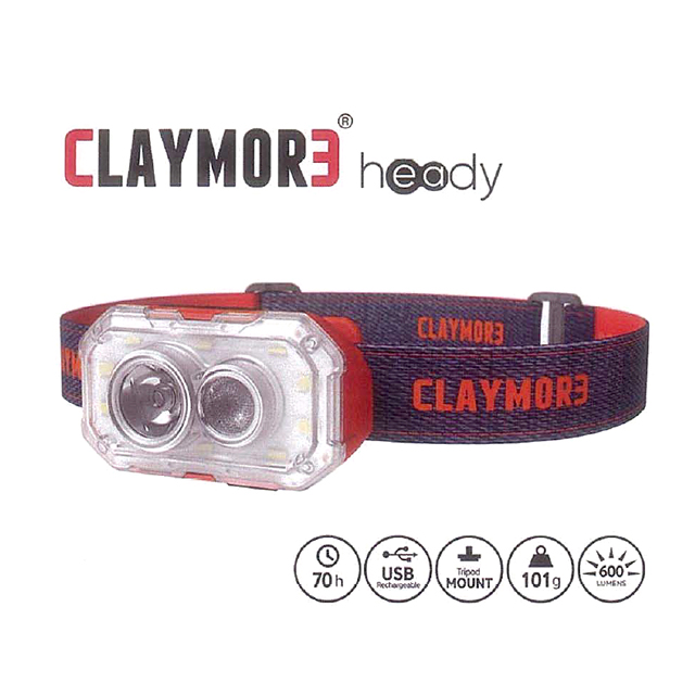 CLAYMOR3 heady