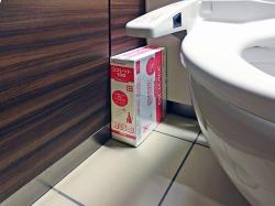 防災用備蓄 非常用トイレ ココレット サブ画像