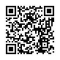 防災用ヘルメット オサメット 動画紹介QRコード